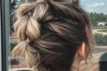 Sectioned Braids Style