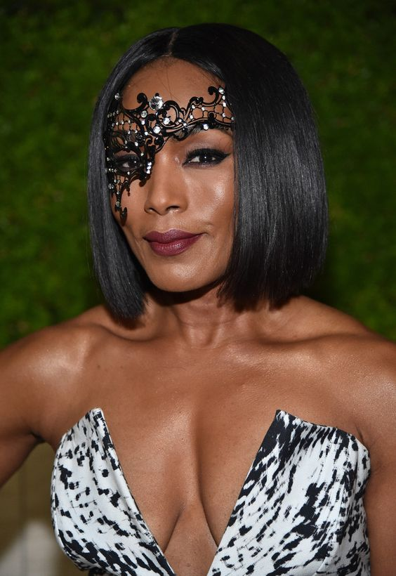 angela bassett hair photos