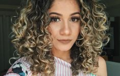 Short Curly Hairstyles 2019 with Different Fun to Offer and Look the Best Every Day 4eca35f308eed90a6ba788770f31abe8-235x150