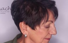 Short Hairstyles for Women Over 70 to Revitalize Yourself and Look Stunning As Ever 4ecde71eb982257ad441d8be04f8f0a1-235x150