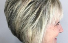 Short Hairstyles for Women Over 70 to Revitalize Yourself and Look Stunning As Ever 691e8e71967159262886018f83829d2b-235x150