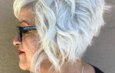 Short Hairstyles for Women Over 70 to Revitalize Yourself and Look Stunning As Ever 7223c2d0f16f6c7aa0cd2b201d7bedec-235x150