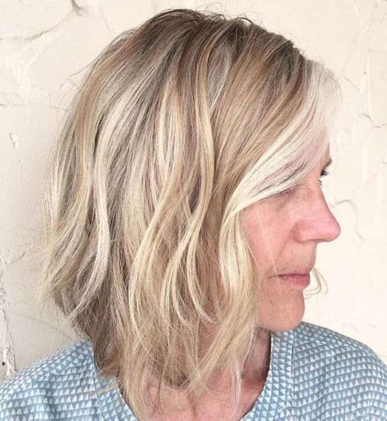 Hairstyles for Women Over 60 in 2019 to Make You Look the Best for Every Occasion