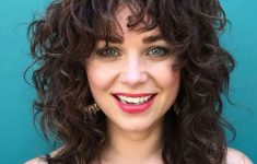 Short Curly Hairstyles 2019 with Different Fun to Offer and Look the Best Every Day aad3f97ad77746df1726dadc1827af53-235x150