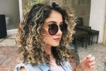Curly Lob Short Hairstyle 2019