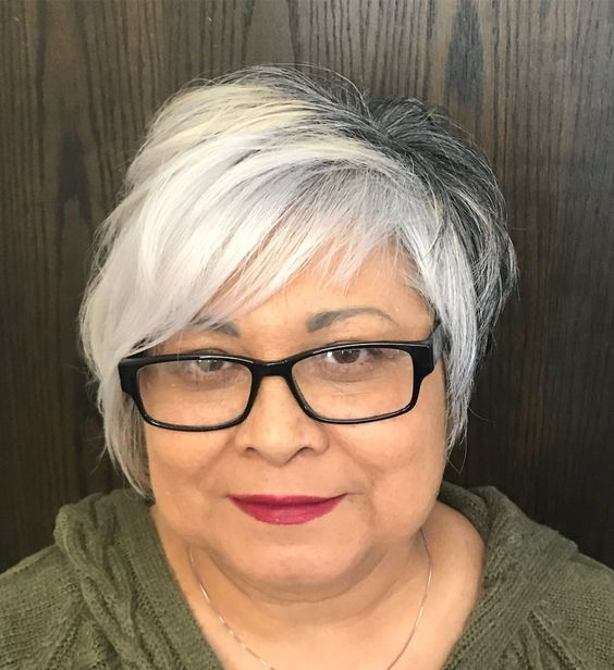 Short Hairstyles for Women Over 70 to Revitalize Yourself and Look Stunning As Ever