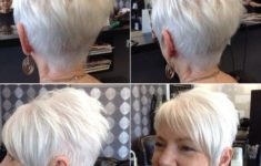 Short Hairstyles for Women Over 70 to Revitalize Yourself and Look Stunning As Ever f245493cda5b5b3fdd06d896d8c99f77-235x150