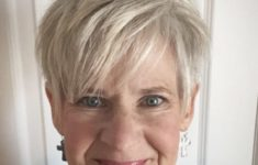 Short Hairstyles for Women Over 70 to Revitalize Yourself and Look Stunning As Ever f863a6b19cdc788ad7f7a51514d4c961-235x150