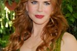 Nicole Kidman Long Curly Hairstyles