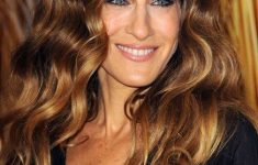 Sarah Jessica Parker Hairstyles to Get the Idea of How to Style Stylish Long Hair Yourself 4782200f18c3088a95b840901b2ce228-235x150