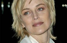 Sharon Stone Hairstyles As Wonderful Choices for Older Women with Short Hair Length 755a3de9c1cbfeb6c8d6e07ccc86cd2d-235x150