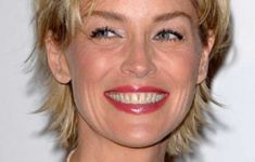 Sharon Stone Hairstyles As Wonderful Choices for Older Women with Short Hair Length ad6e67652276ed2e827320a913c68ac4-235x150