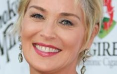 Sharon Stone Hairstyles As Wonderful Choices for Older Women with Short Hair Length dbfe2cded83c61204934603a9bbafb98-235x150