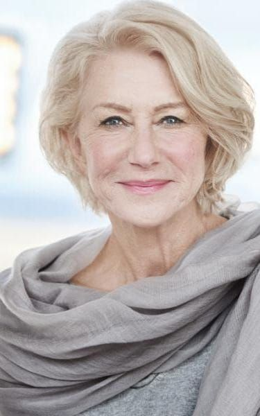 Helen Mirren Hairstyles to Show Your Beauty More Even When You Already Hit 70 6720909bf3ba8a23522fd3f90529c0a3