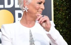 Jamie Lee Curtis Haircut for Real Short Hair Length to Style on Yourself at Your Old Age 97f80d154e9e1d3bde3fb27f68f3687f-235x150