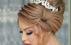 Updo Hairstyles for Weddings to Emphasize the Beauty and Elegance of the Bride 08ad99e8c9437dc74d335ea5b4394b69-235x150