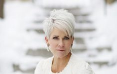 Easy and Sassy Short Spiky Hairstyles for Older Women to Get Youthful and Flattering Look 3ce1a22fd3bcf029e6c0f2e3bdd1b2af-235x150