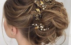 Updo Hairstyles for Weddings to Emphasize the Beauty and Elegance of the Bride 48b7f879a6eb11a072f66d08cc42a079-235x150