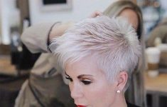 Easy and Sassy Short Spiky Hairstyles for Older Women to Get Youthful and Flattering Look 651c2c0319075b11989af8ad7a124c80-235x150