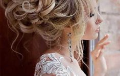 Updo Hairstyles for Weddings to Emphasize the Beauty and Elegance of the Bride 684d0832803405443d7162a5e2e65e1f-235x150