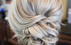 Updo Hairstyles for Weddings to Emphasize the Beauty and Elegance of the Bride 8905addeafc9e37b661b321a5fbfbcfe-235x150