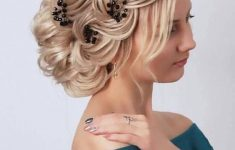 Updo Hairstyles for Weddings to Emphasize the Beauty and Elegance of the Bride 90ffbb6539668fbbb2204fe9057cfd63-235x150