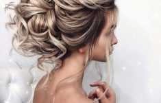 Updo Hairstyles for Weddings to Emphasize the Beauty and Elegance of the Bride