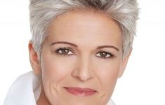 Easy and Sassy Short Spiky Hairstyles for Older Women to Get Youthful and Flattering Look cb0d684b940fc2d940eb9c1416d1e2df-235x150