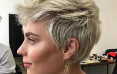 Curly Pixie Cut for Pleasant Way of Cutting Your Hair Short and Still Make It Look Stylish f405f3640a66d1505c0c7e469a2ac076-235x150