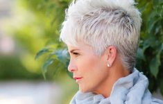 Easy and Sassy Short Spiky Hairstyles for Older Women to Get Youthful and Flattering Look f4324528e95cbce08cd9561b0ec1611f-235x150