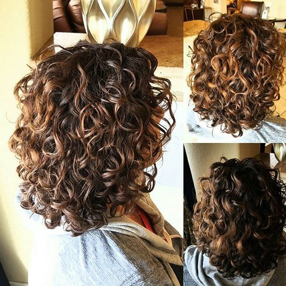 Gentle Wave Perm Hairstyle