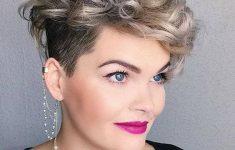 8 Best Short Curly Hairstyles That Never Gets Old 283d3b27b01f6cff436cff0cf88741ab-235x150