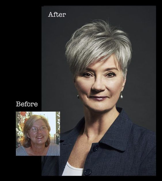 Hairstyles for Women Over 70 to Take Care of Aging Hair and Make You Look Fresh and Decent 4b1cb5855b5e9952fac6331554dbd174