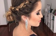 Top 2019 Short Prom Hairstyles That You Should Check 7a94e7ba138d46bd060e9964ebad2145-235x150