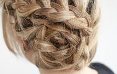 Top 2019 Short Prom Hairstyles That You Should Check 85e751777c590ca536f8674d67f2f898-235x150