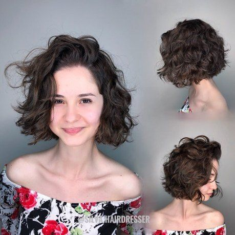 Types of Perms for Thin Hair to Add Body and Volume and Avoid Curling Hair for Hours 94e813100839478102571bf9b45f9820