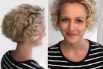 Tight Ringlet Afro Hairstyle