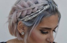 Top 2019 Short Prom Hairstyles That You Should Check d6c27267be71845d66bea694829ad2c2-235x150