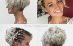 Top 2019 Short Prom Hairstyles That You Should Check ea46b0f0f9bedb4a7c1944da43f7faff-235x150