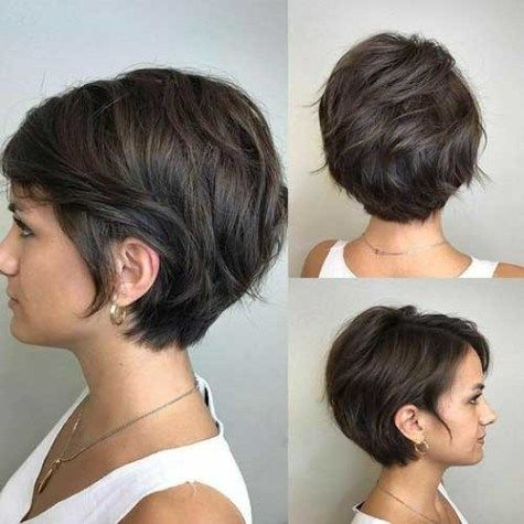 Beautifully Short Textured Hair