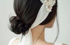 Asian Wedding Hairstyles to Make the Bride Look Flawless and Fabulous for the Big Day 106d540536f9fb3bb7d3fdd38c796265-235x150
