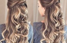 Formal Hairstyles for Women to Elegantly Go with Your Dress without Even Upstaging It 1cd59aaebae6f04dc9e2126cdbfaeed9-235x150