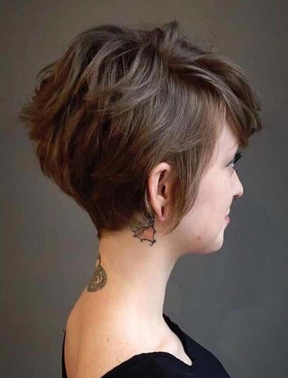 Grown Out Pixie Style