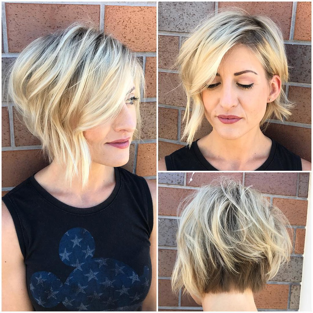 2019 Short Hair Trends for Freaking Cute Look and Manageable Style for All Seasons 37107028363_69e175016f_b