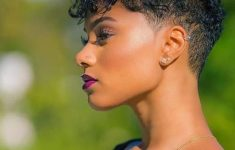 African American Short Hairstyles to Get the Perfect Style for Your Appearance 37bdc88b0c925b35e04b429b06bc5eb4-235x150