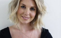 2019 Short Hair Trends for Freaking Cute Look and Manageable Style for All Seasons 40-Perfect-Textured-Bob-Hairstyles-Ideas-1-235x150