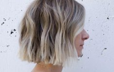2019 Short Hair Trends for Freaking Cute Look and Manageable Style for All Seasons 40-Perfect-Textured-Bob-Hairstyles-Ideas-20-235x150