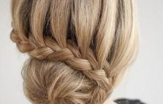 Formal Hairstyles for Women to Elegantly Go with Your Dress without Even Upstaging It 4785c3b1771f03df0c7c0b08e3347983-235x150