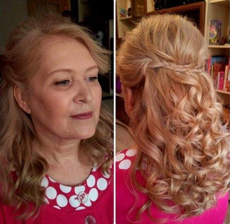 Hairstyles for Over 40 to Find Suitable One for the Needs Yet Still Has Fine Look to Offer 48811359cd23b2060b97a90af9e251aa
