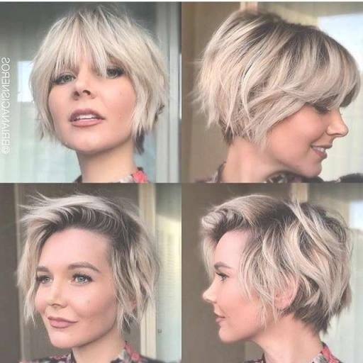 2019 Short Hair Trends for Freaking Cute Look and Manageable Style for All Seasons 5fc78accd353430a933d49320e3761b9